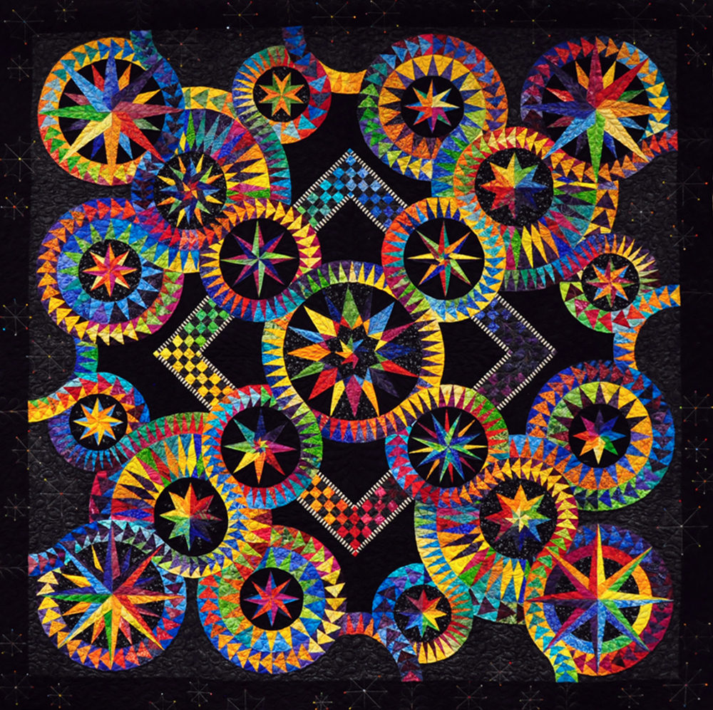 2015 Nancy Ritter – Guild of Quilters of Contra Costa County : catch me if you can quilt - Adamdwight.com