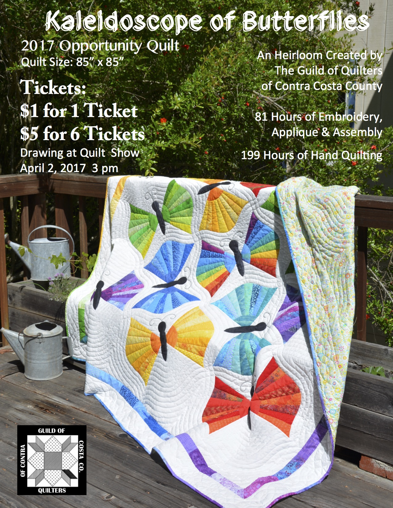 Quilt Show – Guild of Quilters of Contra Costa County